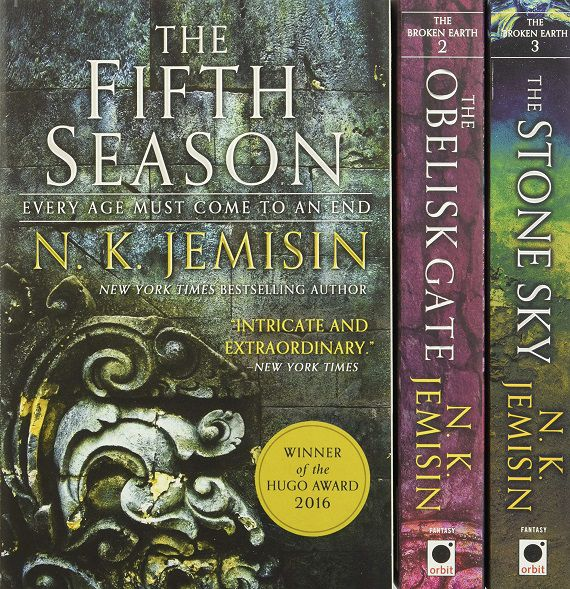 The Broken Earth Trilogy boxed set