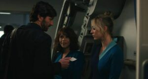 the flight attendant film still