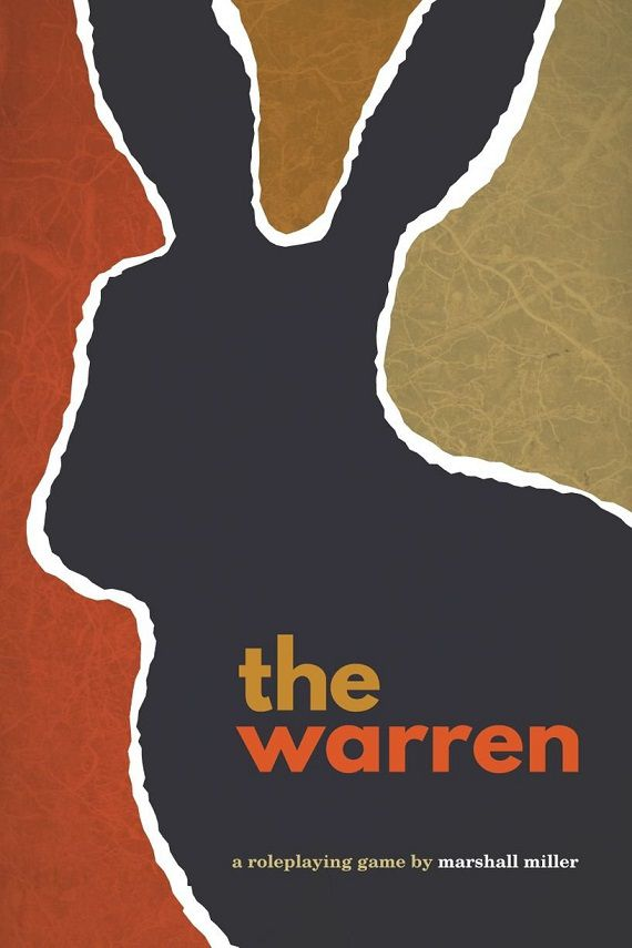 The Warren game book cover