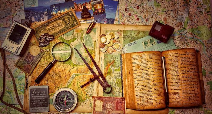 Can You Dig It? Real-Life Treasure Hunt Books Like THE CURSE OF OAK ISLAND