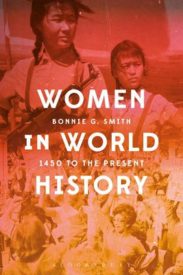 book cover of women in world history 1450 to present