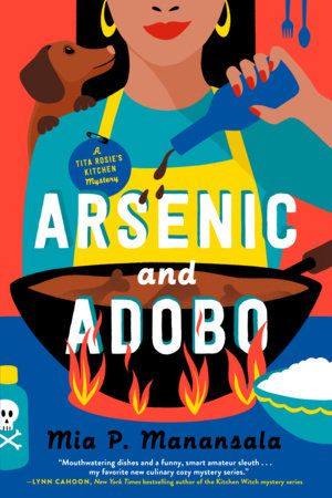 Arsenic and Adobo by Pia Manansala