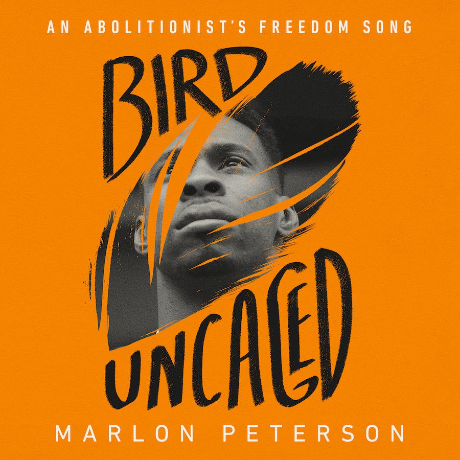 cover image of Bird Uncaged by Marlon Peterson