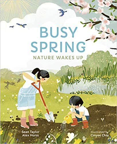 Busy Spring book cover