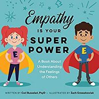 Empathy Is Your Super Power cover