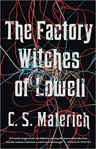 The Factory Witches of Lowell book cover
