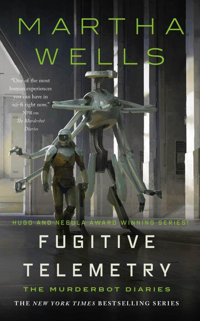 Fugitive Telemetry cover