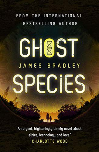 Ghost Species book cover
