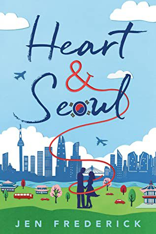 Heart and Seoul book cover
