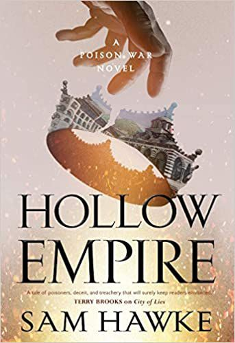 Hollow Empire book cover