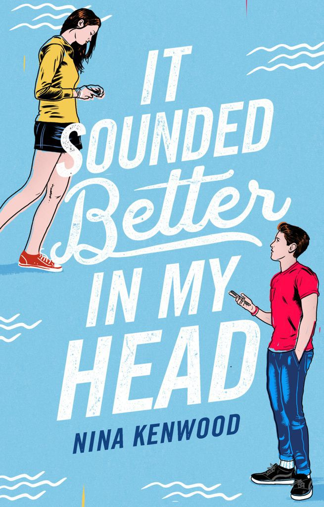 It Sounded Better in My Head Book Cover