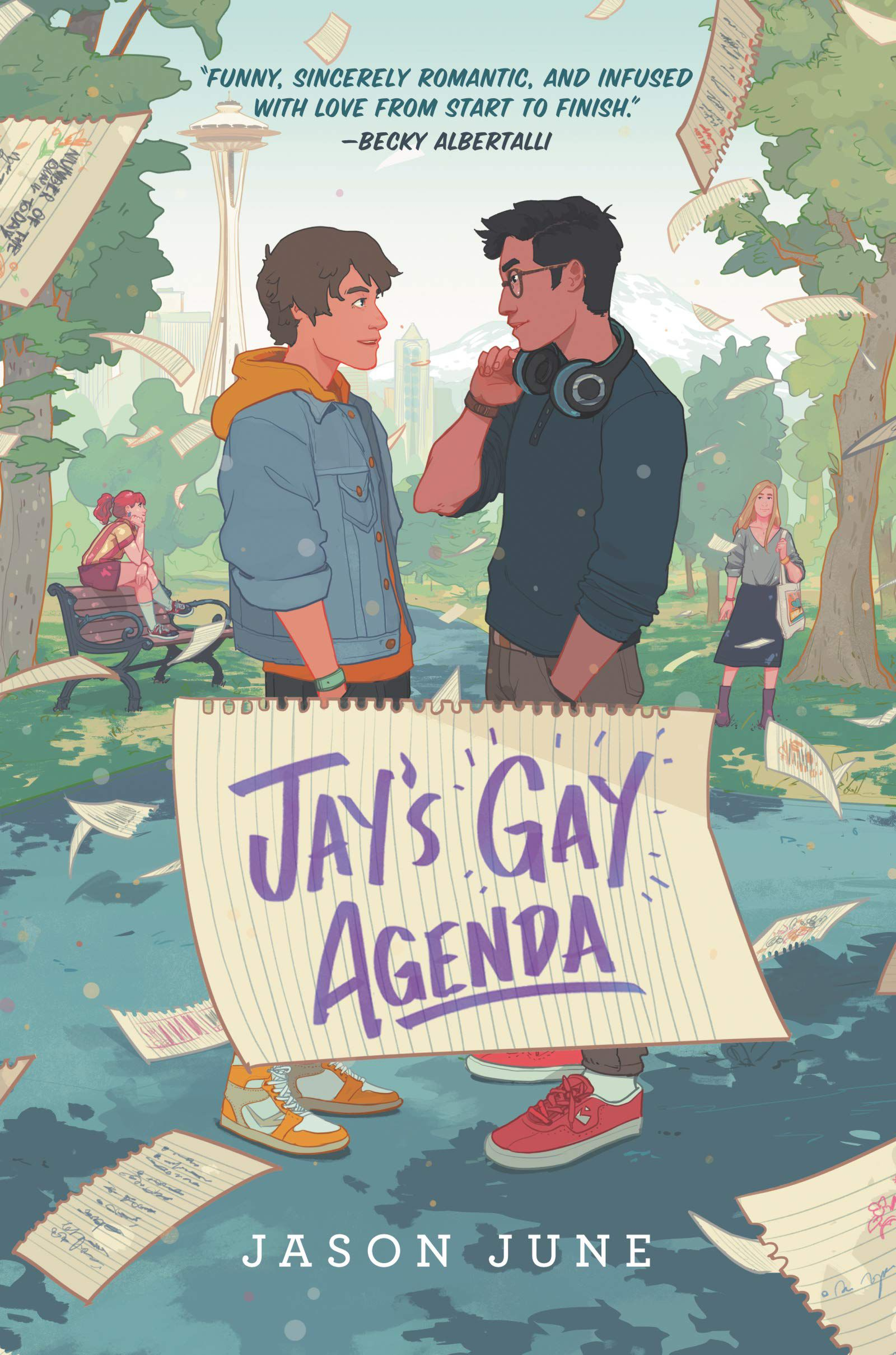 Cover of Jay's Gay Agenda