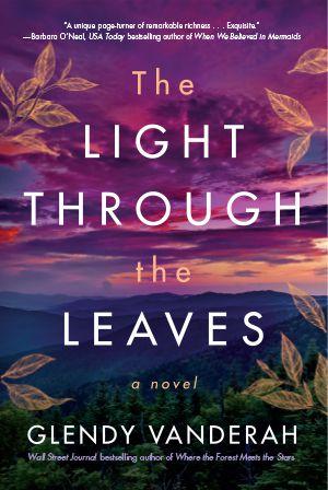 the light through leaves
