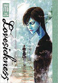 Lovesickness cover - Junji Ito