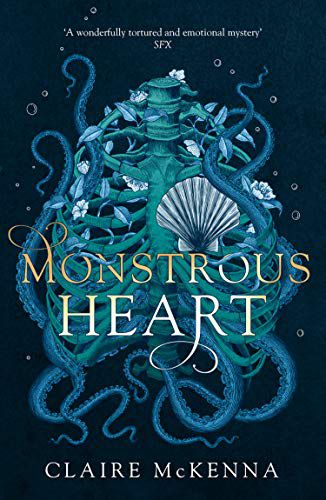 Monstrous Heart book cover