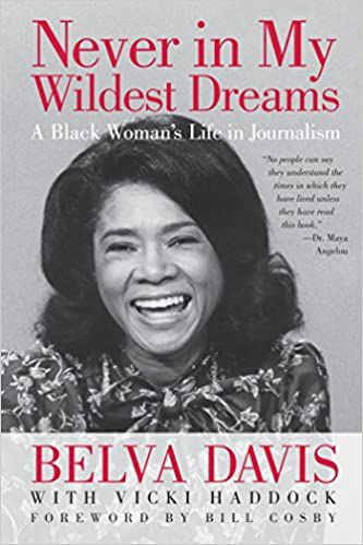 Never in My Wildest Dreams: A Black Woman's Life in Journalism book cover