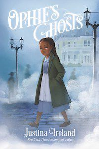 Ophie's Ghost cover