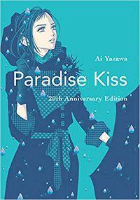 Paradise Kiss cover - Ai Yazawa