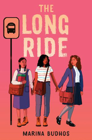 THe Long Ride_cover_Budhos