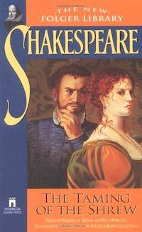 cover of The Taming of the Shrew by William Shakespeare