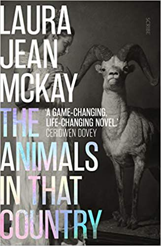 The Animals in That Country book cover