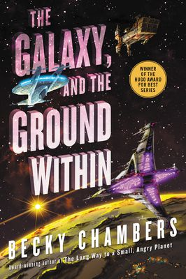 The Galaxy, and the Ground Within cover