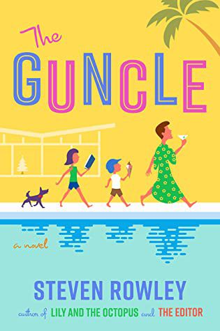 The Guncle book cover