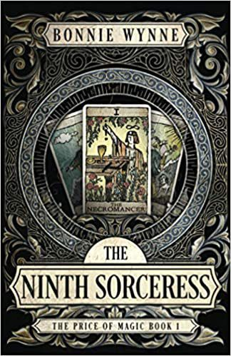 The Ninth Sorceress book cover