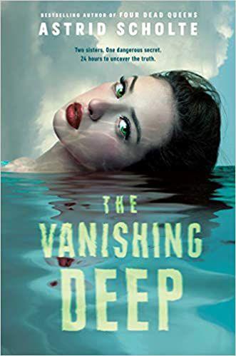 The Vanishing Deep book cover