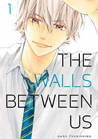 The Walls Between Us 1 cover - Haru Tsukishima
