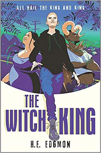 The Witch King book cover
