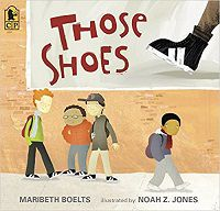 Those Shoes cover