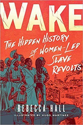 Wake book cover