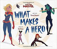 What Makes a Hero cover