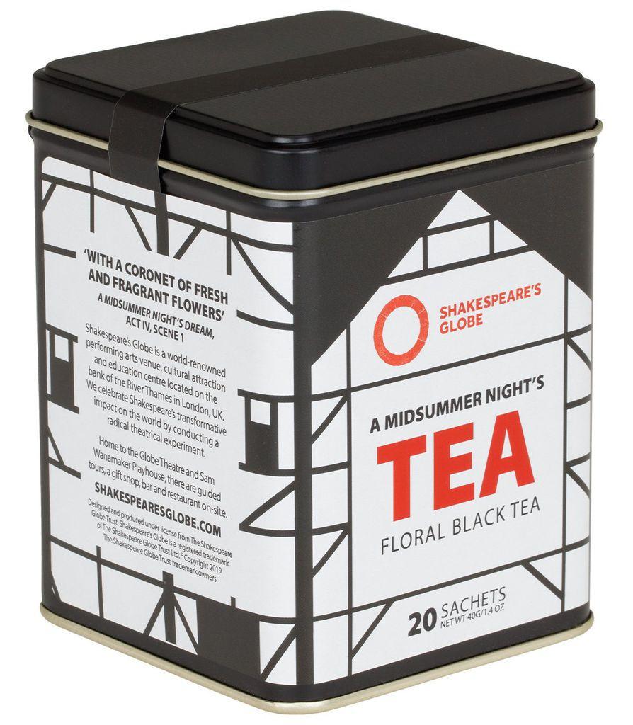 A tin of A Midsummer Night's Tea