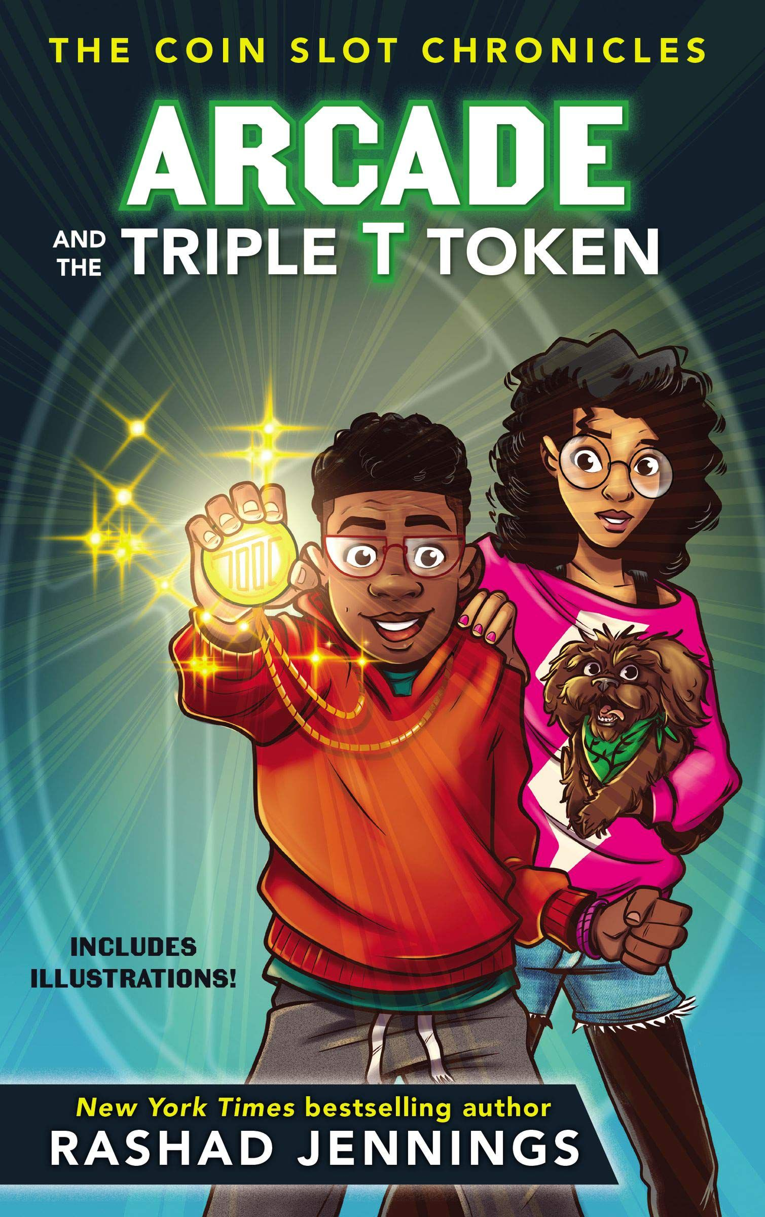Arcade and the Triple T Token cover