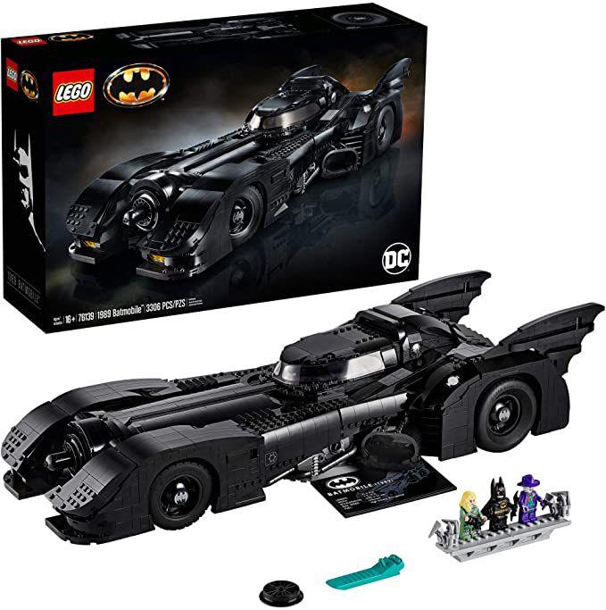 batmobile lego set