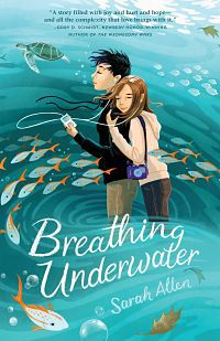 Cover of Breathing Underwater by Allen