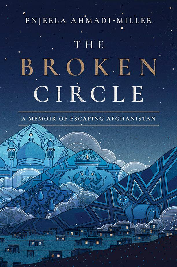 Book cover image of The Broken Circle