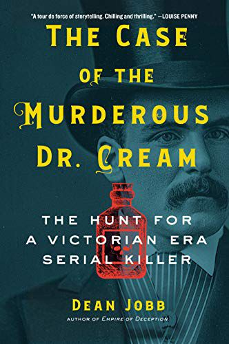 Book cover for The Case of the Murderous Dr. Cream