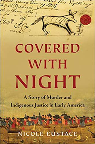 Book cover for Covered with Night