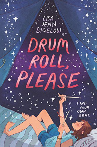 drum roll please book cover