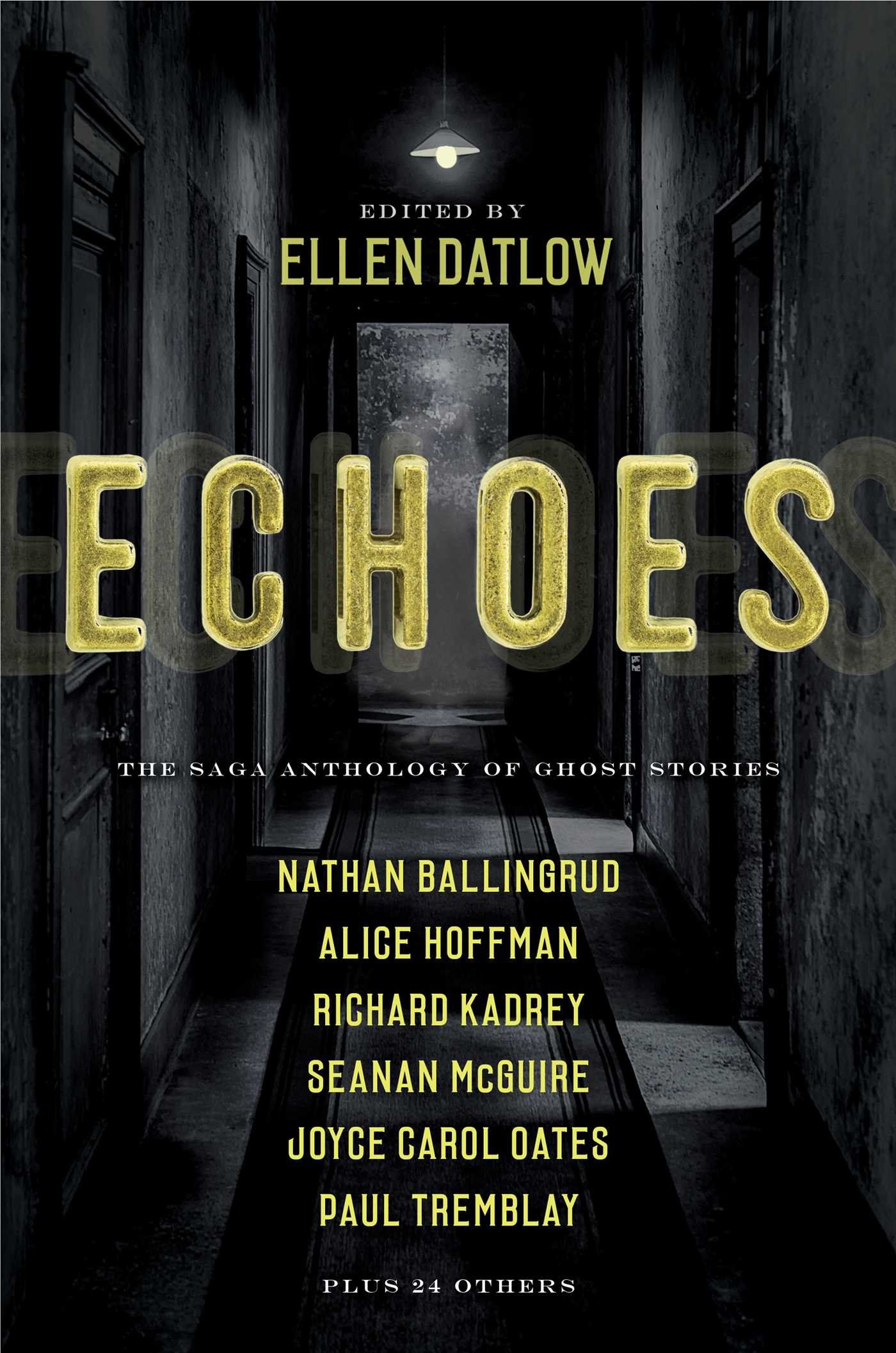 Book cover of Echoes an Anthology