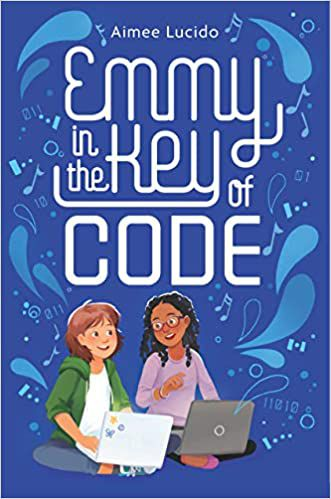 emmy in the key of code book cover