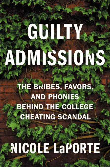 Book cover for Guilty Admissions