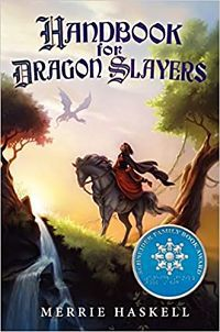 Cover of Hanbook for Dragon Slayers by Haskell