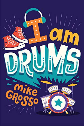 i am drums book cover