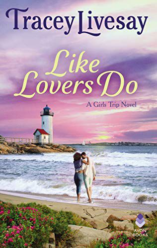 cover image of Like Lovers Do by Tracey Livesay