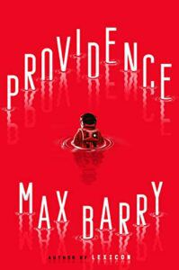 cover image of Providence by Max Barry