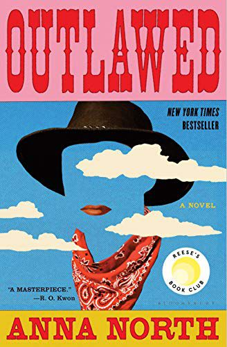 cover image of Outlawd by Anna North